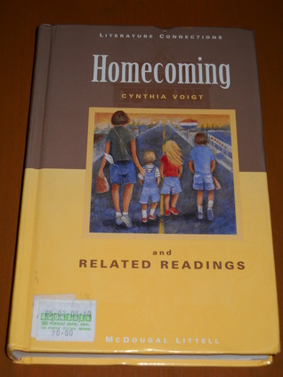 McDougal Littell Literature Connections: Homecoming Student Editon Grade 7 1997