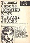 Hommikueine Tiffany juures (Loomingu Raamatukogu, #35/1984)