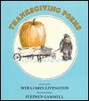 Thanksgiving Poems by Myra Cohn Livingston