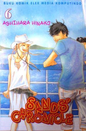 Sands' Chronicle Vol. 6