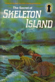 The Secret of Skeleton Island by Robert Arthur