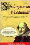 Shakespearean Whodunnits