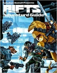 Rifts Adventure Guide