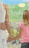 One Season of Sunshine (Cedar Springs, #2)