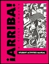 Student Activities Manual Arriba!: A First Course