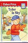 Tyler Is Shy by Susan Hood