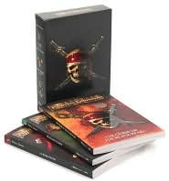Pirates of the Caribbean (The book edition film 1-3)