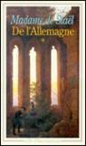 De l'Allemagne, tome 1