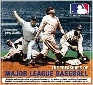The Treasure of Major League Baseball