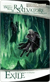 Exile by R.A. Salvatore