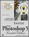 Inside Adobe(r) Photoshop(r) 5, Limited Edition [With (2) Contains Freeware, Shareware, Utilities...]