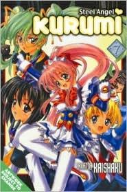 Steel Angel Kurumi, Volume 7 by Kaishaku