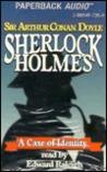 A Case of Identity by Arthur Conan Doyle