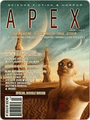 Apex Science Fiction and Horror Digest #12