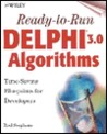 Ready-To-Run Delphi 3.0 Algorithms [With Includes Source Code, Test Programs, Databases...]