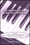 Music Lovers' Encyclopedia