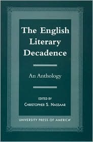 the-english-literary-decadence-an-anthology