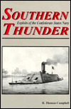 Southern Thunder: Exploits of the Confederate States Navy