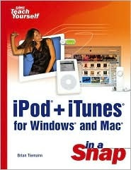 Ipod+itunes for Windows and Mac in a Snap