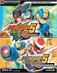 Mega Man Battle Network 5 Official Strategy Guide