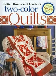 Two-Color Quilts by Linda Raglan Cunningham