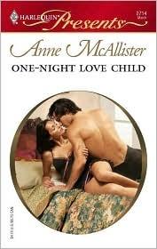 One-Night Love Child by Anne McAllister