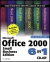 Microsoft Office 2000 Small Business Edition 6-In-1