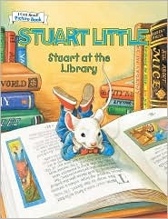 Stuart Little at the Library by Susan Hill