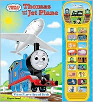 Thomas and the Jet Plane: Video Play-a-Sound Book