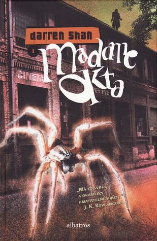 Madame Okta (Příběhy Darrena Shana, #1)