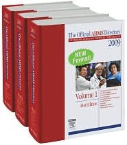 The Official ABMS Directory of Board Certified Medical Specialists: 3-Volume Set