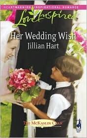 Her Wedding Wish (The McKaslin Clan: Series 3, #6)