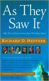 As They Saw It: Fifty Years of Conversations from The Open Mind