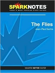 The Flies (SparkNotes Literature Guide Series)