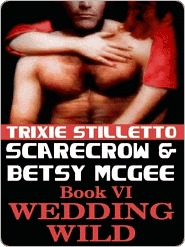 Wedding Wild [Scarecrow and Betsy McGee Series Book 6]