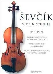 Sevcik Violin Studies: Opus 9