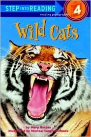 Wild Cats (Road to Reading Mile 4 by Mary Batten