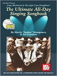 Mel Bay The Ultimate All-Day Singing Songook Book/ CD set