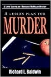 A Lesson Plan for Murder