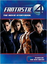 Fantastic Four: The Movie Storybook