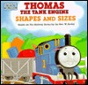 Thomas the Tank Engine Shapes and Sizes (Board Books)