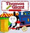 Thomas and the Giant (Thomas the Tank Engine Sticker Books)
