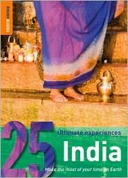 25 Ultimate Experiences: India (Rough Guide 25s)