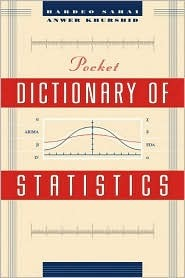 Pocket Dictionary of Statistics
