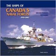 Ships of Canada's Naval Forces: 1910-2002
