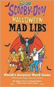 Scooby-Doo Halloween MAD LIBS by Roger Price
