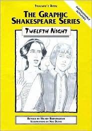 Twelfth Night Teacher's Book (The Graphic Shakespeare Series)