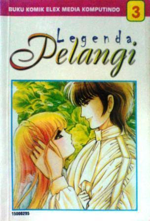 Legenda Pelangi Vol. 3 by Chieko Hara