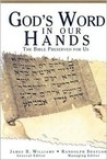 God's Word in Our Hands by James B. Williams