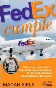 Fedex Cumple/Fedex Delivers